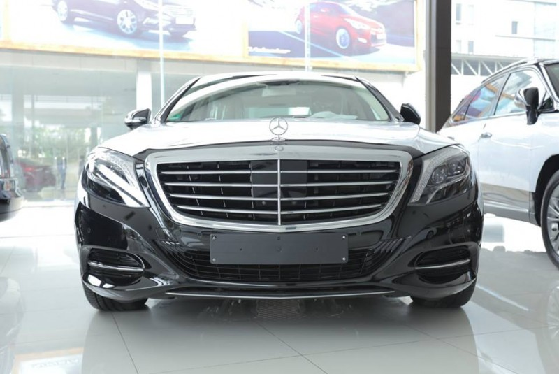 Mercedes-Benz Hybrid S400 2015 - Kim Srun Primium Auto