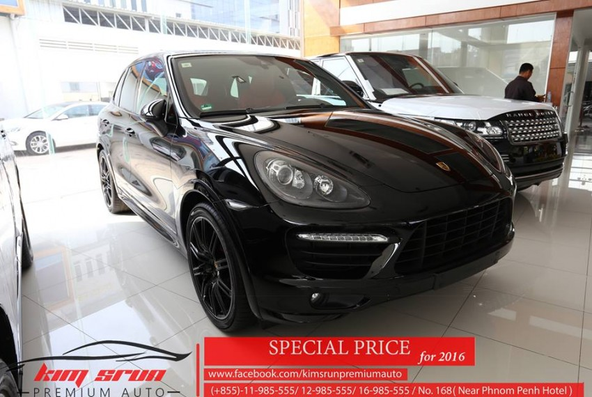 porsche cayenne gts 2013 kim srun primium auto. Black Bedroom Furniture Sets. Home Design Ideas